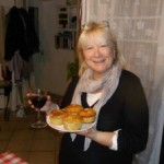 Chicken and Broccoli Pies recipes  My name is Roz but lots call me Rosie.  Welcome to Rosies Home Kitchen.  I moved from the UK to France in 2005, gave up my business and with my husband, Paul, and two sons converted a small cottage in rural Brittany to our home   Half Acre Farm.  It was here after years of ready meals and take aways in the UK I realised that I could cook. Paul also learned he could grow vegetables and plant fruit trees; we also keep our own poultry for meat and eggs. Shortly after finishing the work on our house we was featured in a magazine called Breton and since then Ive been featured in a few magazines for my food.  My two sons now have their own families but live near by and Im now the proud grandmother of two little boys. Both of my daughter in laws are both great cooks.  My cooking is home cooking, but often with a French twist, my videos are not there to impress but inspire, So many people say that they cant cook, but we all can, you just got to give it a go.