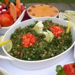 Salty,Sweet, Summer Salad recipes  My name is Roz but lots call me Rosie.  Welcome to Rosies Home Kitchen.  I moved from the UK to France in 2005, gave up my business and with my husband, Paul, and two sons converted a small cottage in rural Brittany to our home   Half Acre Farm.  It was here after years of ready meals and take aways in the UK I realised that I could cook. Paul also learned he could grow vegetables and plant fruit trees; we also keep our own poultry for meat and eggs. Shortly after finishing the work on our house we was featured in a magazine called Breton and since then Ive been featured in a few magazines for my food.  My two sons now have their own families but live near by and Im now the proud grandmother of two little boys. Both of my daughter in laws are both great cooks.  My cooking is home cooking, but often with a French twist, my videos are not there to impress but inspire, So many people say that they cant cook, but we all can, you just got to give it a go.