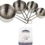 Andrew James Stainless Steel 4 Piece Measuring Cup Set   ¼ cup 60ml, 1/3 cup 80ml, ½ cup 125 ml and 1 cup 250 ml equipment  My name is Roz but lots call me Rosie.  Welcome to Rosies Home Kitchen.  I moved from the UK to France in 2005, gave up my business and with my husband, Paul, and two sons converted a small cottage in rural Brittany to our home   Half Acre Farm.  It was here after years of ready meals and take aways in the UK I realised that I could cook. Paul also learned he could grow vegetables and plant fruit trees; we also keep our own poultry for meat and eggs. Shortly after finishing the work on our house we was featured in a magazine called Breton and since then Ive been featured in a few magazines for my food.  My two sons now have their own families but live near by and Im now the proud grandmother of two little boys. Both of my daughter in laws are both great cooks.  My cooking is home cooking, but often with a French twist, my videos are not there to impress but inspire, So many people say that they cant cook, but we all can, you just got to give it a go.