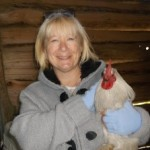 Welcome to Rosies Home Kitchen! rosies home kitchen in brittany france blog posts  My name is Roz but lots call me Rosie.  Welcome to Rosies Home Kitchen.  I moved from the UK to France in 2005, gave up my business and with my husband, Paul, and two sons converted a small cottage in rural Brittany to our home   Half Acre Farm.  It was here after years of ready meals and take aways in the UK I realised that I could cook. Paul also learned he could grow vegetables and plant fruit trees; we also keep our own poultry for meat and eggs. Shortly after finishing the work on our house we was featured in a magazine called Breton and since then Ive been featured in a few magazines for my food.  My two sons now have their own families but live near by and Im now the proud grandmother of two little boys. Both of my daughter in laws are both great cooks.  My cooking is home cooking, but often with a French twist, my videos are not there to impress but inspire, So many people say that they cant cook, but we all can, you just got to give it a go.