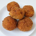 Scotch Eggs, The Ultimate (for now)  recipes  My name is Roz but lots call me Rosie.  Welcome to Rosies Home Kitchen.  I moved from the UK to France in 2005, gave up my business and with my husband, Paul, and two sons converted a small cottage in rural Brittany to our home   Half Acre Farm.  It was here after years of ready meals and take aways in the UK I realised that I could cook. Paul also learned he could grow vegetables and plant fruit trees; we also keep our own poultry for meat and eggs. Shortly after finishing the work on our house we was featured in a magazine called Breton and since then Ive been featured in a few magazines for my food.  My two sons now have their own families but live near by and Im now the proud grandmother of two little boys. Both of my daughter in laws are both great cooks.  My cooking is home cooking, but often with a French twist, my videos are not there to impress but inspire, So many people say that they cant cook, but we all can, you just got to give it a go.