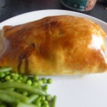 Dannys Pork Wellington guest posts  My name is Roz but lots call me Rosie.  Welcome to Rosies Home Kitchen.  I moved from the UK to France in 2005, gave up my business and with my husband, Paul, and two sons converted a small cottage in rural Brittany to our home   Half Acre Farm.  It was here after years of ready meals and take aways in the UK I realised that I could cook. Paul also learned he could grow vegetables and plant fruit trees; we also keep our own poultry for meat and eggs. Shortly after finishing the work on our house we was featured in a magazine called Breton and since then Ive been featured in a few magazines for my food.  My two sons now have their own families but live near by and Im now the proud grandmother of two little boys. Both of my daughter in laws are both great cooks.  My cooking is home cooking, but often with a French twist, my videos are not there to impress but inspire, So many people say that they cant cook, but we all can, you just got to give it a go.