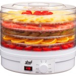Charles Jacobs Food Dehydrator with Thermostat in White   24 Month 5STAR Warranty kitchen kit  My name is Roz but lots call me Rosie.  Welcome to Rosies Home Kitchen.  I moved from the UK to France in 2005, gave up my business and with my husband, Paul, and two sons converted a small cottage in rural Brittany to our home   Half Acre Farm.  It was here after years of ready meals and take aways in the UK I realised that I could cook. Paul also learned he could grow vegetables and plant fruit trees; we also keep our own poultry for meat and eggs. Shortly after finishing the work on our house we was featured in a magazine called Breton and since then Ive been featured in a few magazines for my food.  My two sons now have their own families but live near by and Im now the proud grandmother of two little boys. Both of my daughter in laws are both great cooks.  My cooking is home cooking, but often with a French twist, my videos are not there to impress but inspire, So many people say that they cant cook, but we all can, you just got to give it a go.