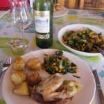 Confit de Canard, out of a tin... recipes  My name is Roz but lots call me Rosie.  Welcome to Rosies Home Kitchen.  I moved from the UK to France in 2005, gave up my business and with my husband, Paul, and two sons converted a small cottage in rural Brittany to our home   Half Acre Farm.  It was here after years of ready meals and take aways in the UK I realised that I could cook. Paul also learned he could grow vegetables and plant fruit trees; we also keep our own poultry for meat and eggs. Shortly after finishing the work on our house we was featured in a magazine called Breton and since then Ive been featured in a few magazines for my food.  My two sons now have their own families but live near by and Im now the proud grandmother of two little boys. Both of my daughter in laws are both great cooks.  My cooking is home cooking, but often with a French twist, my videos are not there to impress but inspire, So many people say that they cant cook, but we all can, you just got to give it a go.