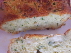 Courgette and Goats Cheese Loaf recipes  My name is Roz but lots call me Rosie.  Welcome to Rosies Home Kitchen.  I moved from the UK to France in 2005, gave up my business and with my husband, Paul, and two sons converted a small cottage in rural Brittany to our home   Half Acre Farm.  It was here after years of ready meals and take aways in the UK I realised that I could cook. Paul also learned he could grow vegetables and plant fruit trees; we also keep our own poultry for meat and eggs. Shortly after finishing the work on our house we was featured in a magazine called Breton and since then Ive been featured in a few magazines for my food.  My two sons now have their own families but live near by and Im now the proud grandmother of two little boys. Both of my daughter in laws are both great cooks.  My cooking is home cooking, but often with a French twist, my videos are not there to impress but inspire, So many people say that they cant cook, but we all can, you just got to give it a go.