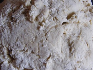 Basic Bread Dough, with Plain Flour recipes  My name is Roz but lots call me Rosie.  Welcome to Rosies Home Kitchen.  I moved from the UK to France in 2005, gave up my business and with my husband, Paul, and two sons converted a small cottage in rural Brittany to our home   Half Acre Farm.  It was here after years of ready meals and take aways in the UK I realised that I could cook. Paul also learned he could grow vegetables and plant fruit trees; we also keep our own poultry for meat and eggs. Shortly after finishing the work on our house we was featured in a magazine called Breton and since then Ive been featured in a few magazines for my food.  My two sons now have their own families but live near by and Im now the proud grandmother of two little boys. Both of my daughter in laws are both great cooks.  My cooking is home cooking, but often with a French twist, my videos are not there to impress but inspire, So many people say that they cant cook, but we all can, you just got to give it a go.