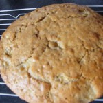 Nutty Apple Compot Cake rosies home kitchen in brittany france recipes  My name is Roz but lots call me Rosie.  Welcome to Rosies Home Kitchen.  I moved from the UK to France in 2005, gave up my business and with my husband, Paul, and two sons converted a small cottage in rural Brittany to our home   Half Acre Farm.  It was here after years of ready meals and take aways in the UK I realised that I could cook. Paul also learned he could grow vegetables and plant fruit trees; we also keep our own poultry for meat and eggs. Shortly after finishing the work on our house we was featured in a magazine called Breton and since then Ive been featured in a few magazines for my food.  My two sons now have their own families but live near by and Im now the proud grandmother of two little boys. Both of my daughter in laws are both great cooks.  My cooking is home cooking, but often with a French twist, my videos are not there to impress but inspire, So many people say that they cant cook, but we all can, you just got to give it a go.