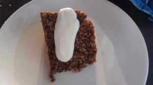 No Flour, Nutty Cake rosies home kitchen in brittany france recipes  My name is Roz but lots call me Rosie.  Welcome to Rosies Home Kitchen.  I moved from the UK to France in 2005, gave up my business and with my husband, Paul, and two sons converted a small cottage in rural Brittany to our home   Half Acre Farm.  It was here after years of ready meals and take aways in the UK I realised that I could cook. Paul also learned he could grow vegetables and plant fruit trees; we also keep our own poultry for meat and eggs. Shortly after finishing the work on our house we was featured in a magazine called Breton and since then Ive been featured in a few magazines for my food.  My two sons now have their own families but live near by and Im now the proud grandmother of two little boys. Both of my daughter in laws are both great cooks.  My cooking is home cooking, but often with a French twist, my videos are not there to impress but inspire, So many people say that they cant cook, but we all can, you just got to give it a go.